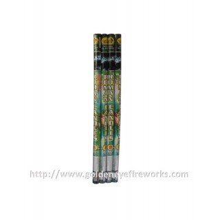 Kembang Api Roman Candle 0.8 inch 8 Shots With Report - GE0808A-F